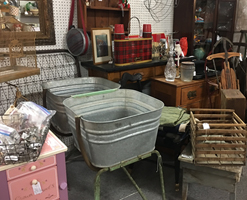 Old Doors and Chairs